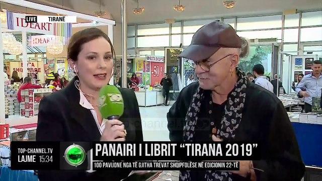 """Panairi i Librit """"Tirana 2019""""/ 100 pavijone nga të gjitha trevat shqipfolëse në edicionin 22-të"""