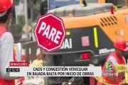 Miraflores: inician obras en Bajada Balta a pocos días del inicio del verano
