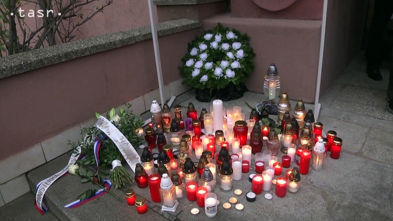 ŠTÁTNY SMÚTOK: M. Lubyová: Na SOŠ po tragickej autonehode pomáha 10 psychológov