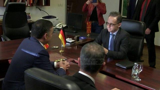 Heiko Mass nga Maqedonia e Veriut: E meritoni hapjen e negociatave