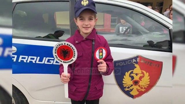 Siguria rrugore/ Policia e Kukësit, orë edukative me nxënësit