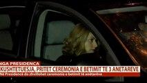 Report TV -Arrijnë në Presidencë anëtarët e Kushtetueses, mungon Vorpsi