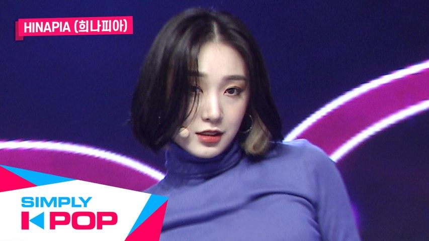 [Simply K-Pop] HINAPIA(희나피아) - DRIP