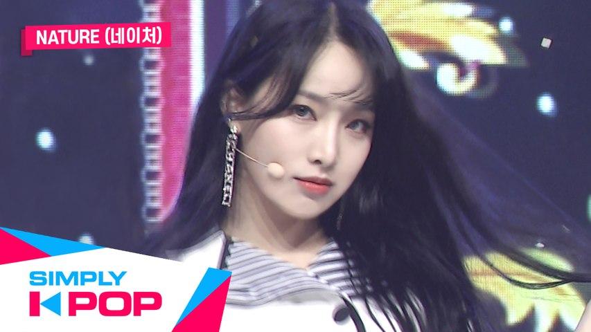 [Simply K-Pop] NATURE(네이처) - OOPSIE (My Bad)