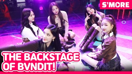 [Simply K-Pop] BVNDIT's Surprise Backstege! Excited♥ (SIMPLY S'MORE 27)