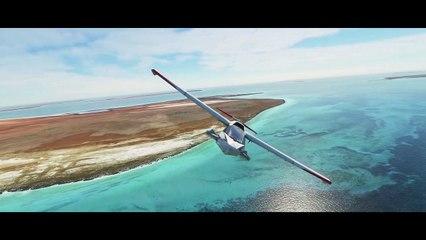 Microsoft Flight Simulator : vidéo de gameplay