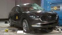 VÍDEO: El Mazda CX-30 pasa las pruebas de seguridad EuroNCAP, así es de seguro