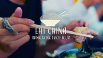 Hong Kong Food Tour: Salty Lime Soda, Beef Brisket Noodles, and Garlic Clams - Eat China (S1E3)