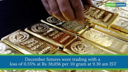 Gold price today: Yellow metal falls on US-China trade pact hopes