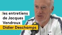 """Didier Deschamps : """"Je n'ai pas pour habitude de regarder dans le rétro"""""""