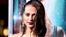 Alicia Vikander has strict s*x scene policy