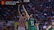 Olympiacos vs. Zalgiris: Race to 3,000 points