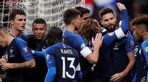 Football : l'équipe de France qualifiée pour l'Euro 2020