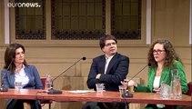 Un rare débat public avec le gouvernement hongrois