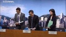 Hong Kong in recessione, a causa delle proteste