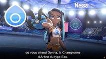 Guide Soluce Pokémon Epée et Pokémon Bouclier - Arène 2 (Donna)