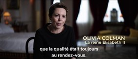 The Crown - Saison 3  Featurette  de nouveaux acteurs, la même histoire VOSTFR  Netflix France