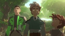 The Relic Raiders Preview  Star Wars Resistance