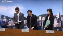 Visszaesett Hongkong gazdasága