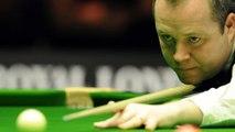 John Higgins - four time snooker world champion