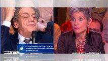 Alain Finkielkraut : Isabelle Morini-Bosc provoque le malaise dans TPMP en essayant d'expliquer son