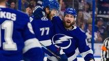 Lightning score five power-play goals in win against Rangers