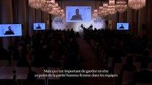 Vogue Fashion Festival 2019 - La parité homme/femme, priorité de Balenciaga