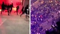 Des ultras du PSG agressent les spectateurs venus assister au concert de Jul à Bercy