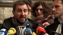 Les leaders catalans bientôt extradés ?