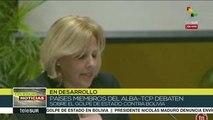 González: ALBA tiene la obligación de condenar el golpe a Evo Morales