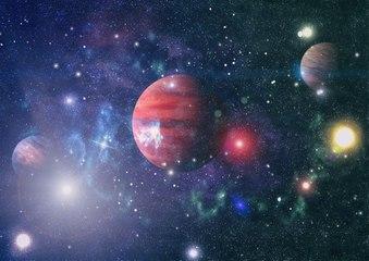Der Planet, der mit deinem Sternzeichen übereinstimmt