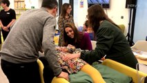Kate Middleton Visits East Anglia's Children's Hospices