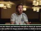 Espagne - Ramos : Maintenir cette ambition de venir en sélection