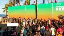 Surf Breaks: November 13, VTCS Opening Ceremony