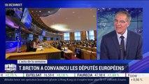 Thierry Breton a convaincu les députés européens - 15/11