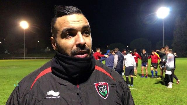 """Rugby à XV - Fédérale 1 : """"Faire tomber Narbonne à Châteaurenard"""" (Labbi) - La Provence"""