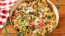 This Creamy Broccoli Chicken Alfredo Is All We Ever Want To Eat