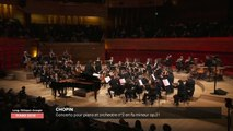 Chopin : Concerto pour piano et orchestre n°2 - Kenji Miura