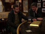 Robron - Aaron Backs Out Of His & Cain's Illegal Activities!