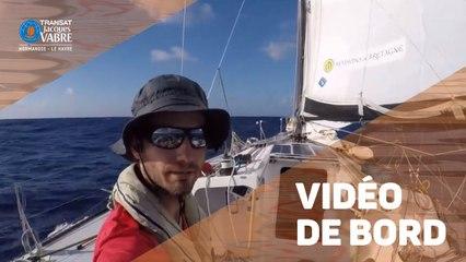 TRANSAT JACQUES VABRE - Prendre la mer, Agir pour la forêt - 15/11/2019