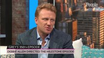 Kevin McKidd Talks About All the Work That Went into the 350th Episode of 'Grey's Anatomy'