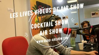 Sibylle Lievois - LIVE AIR SHOW - Shalom Baby - Cocktail Show AIR SHOW 14 11 2019