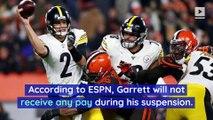 NFL Hits Myles Garrett With Indefinite Ban