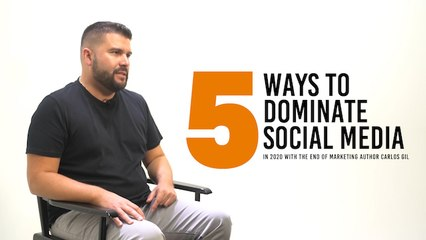 5 Ways to Dominate Social Media Marketing in 2020