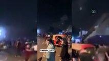 Bağdat'ta Tahrir Meydanı'nda patlama meydana geldi - BAĞDAT