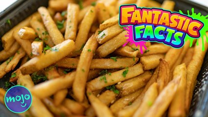 What You (Probably) Didn't Know about French Fries!