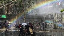 Séisme en Ardèche, crise au Chili, Venise sous les eaux... une semaine d'actualité en images
