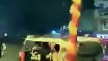 Bağdat'ta Tahrir Meydanı'nda patlama