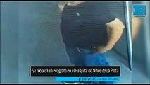 De no creer: se robaron un ecógrafo en el Hospital de Niños de La Plata