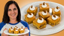 How to Make Pumpkin Squares